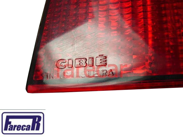 Lanterna Tricolor Logus 93 a 97 Original Cibie Lado Direito  - Farecar Comercio