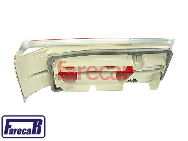 Lanterna Del Rey 81 A 84 Original Ford Arteb Hella Direito  - Farecar Comercio