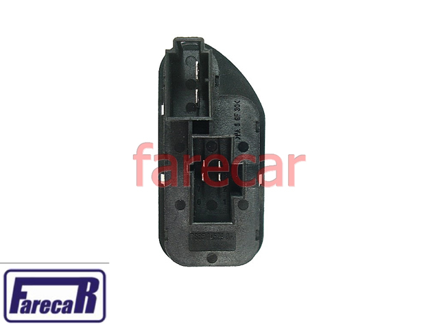 Botao Interruptor Vidro Eletrico Duplo Fiesta e Ecosport  - Farecar Comercio