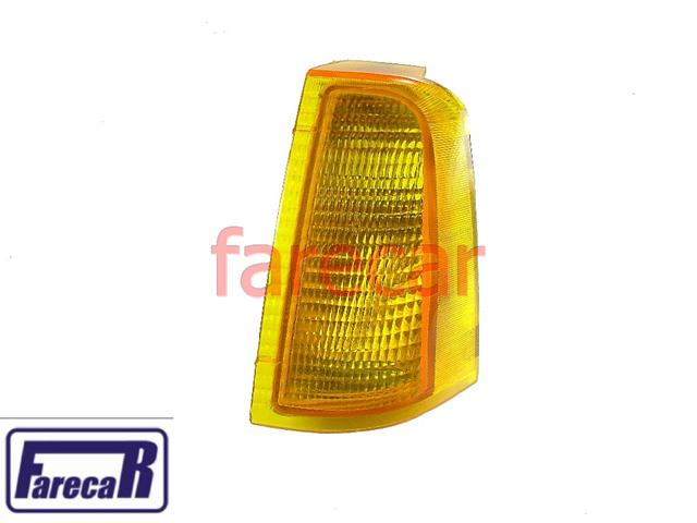 Lanterna Pisca Seta Chevette 83 a 84 Amarelo Claro Esquerdo Original Arteb  - Farecar Comercio