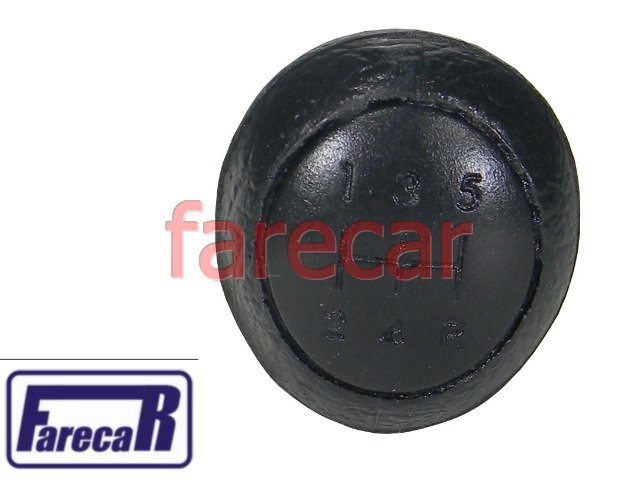 Bola Manopla Cambio Citroen Xsara Picasso 1998 a 2010 Preta  - Farecar Comercio