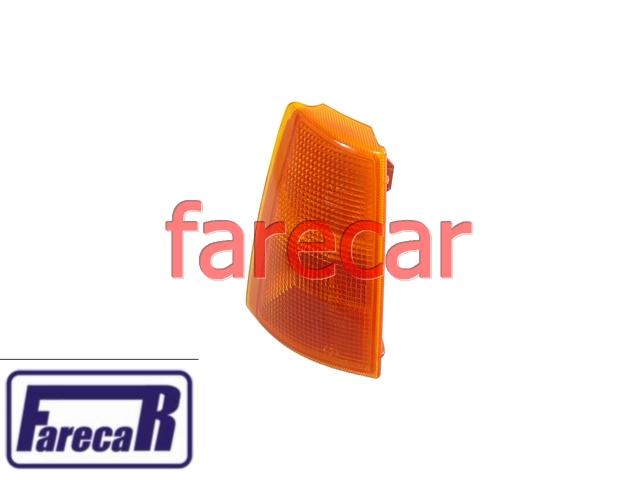 Lanterna Pisca Seta Kadett Ipanema Direita Ambar Original GM  - Farecar Comercio