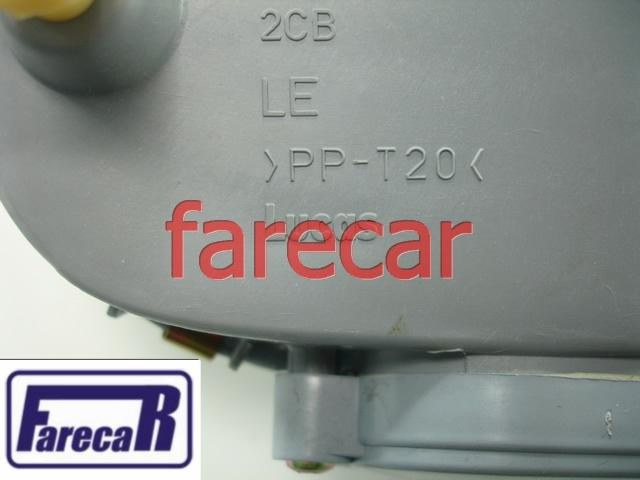 Farol Milha Logus E Pointer 93 A 97 Original Lucas Rossi Esquerdo  - Farecar Comercio