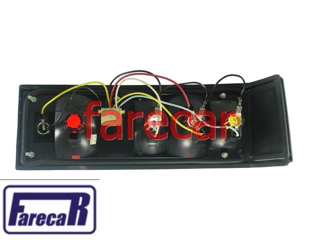 Par Lanterna Fiat Spazio e Oggi Tricolor Original M Carto  - Farecar Comercio