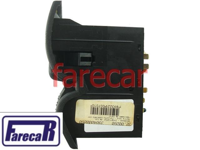 Conjunto Botao Painel Farol C/ Milha Neblina Vectra 97 a 05  - Farecar Comercio