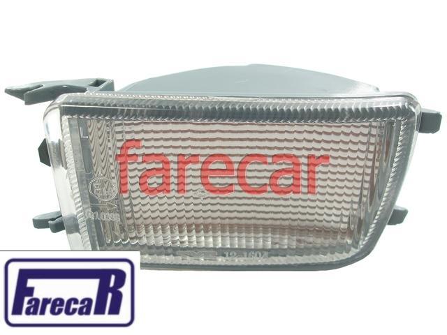 Lanterna Pisca Seta Golf Alemao 94 a 98 Cristal Com Soquete  - Farecar Comercio