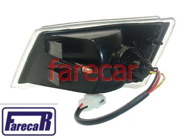 Lanterna Pisca Seta Raiada Daewoo Espero DLX 94 a 97  - Farecar Comercio