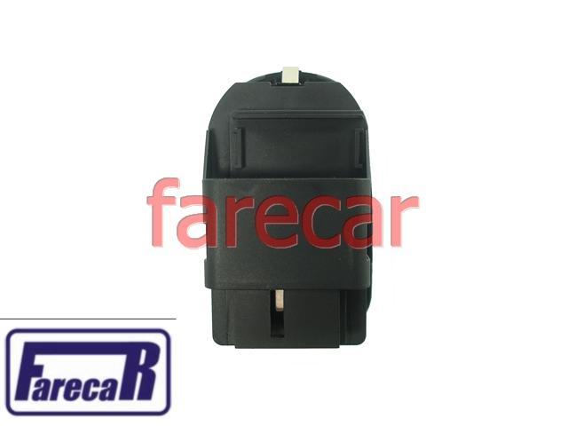 Botao Interruptor Vidro Eletrico Duplo Peugeot 206  - Farecar Comercio