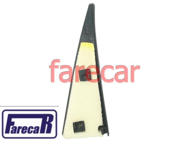 Moldura Interna Porta Traz Corsa Sedan 4p Antigo e Classic  - Farecar Comercio