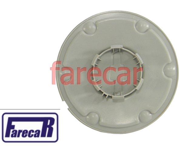Calota Do Miolo Da Roda Vectra GLS 2000 e 2001  - Farecar Comercio