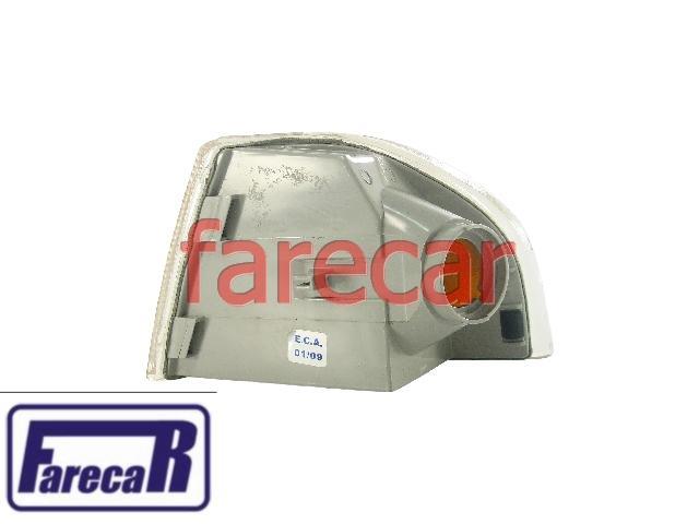 Lanterna Pisca Seta Cristal Ford Versailles Royale Mod A  - Farecar Comercio