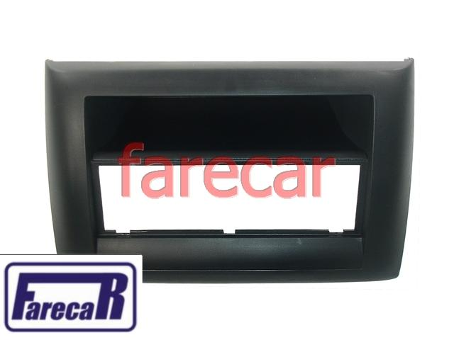 Moldura Painel Parte do Radio Fiat Stilo 02 a 10 Original  - Farecar Comercio
