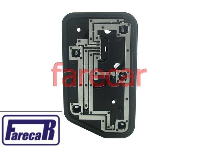 Soquete Circuito da Lanterna Traseira Fiat Tipo Todos  - Farecar Comercio