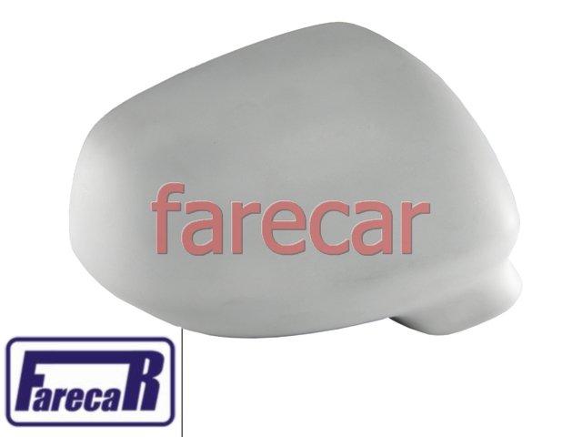 Capa Espelho Retrovisor Honda Fit 03 a 08 Primer  - Farecar Comercio