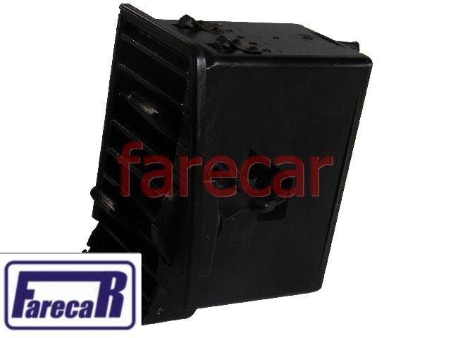 DIFUSOR GRADE DE AR CENTRAL PAINEL CENTRAL SANTANA 85 A 90  - Farecar Comercio