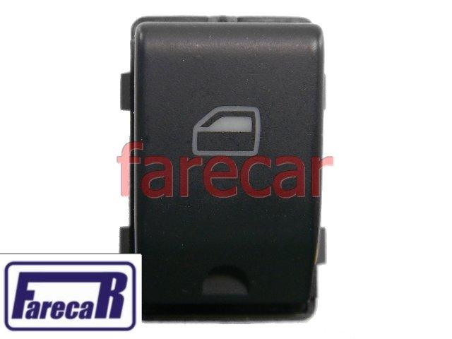 BOTAO VIDRO ELETRICO 2 ESTAGIOS SIMPLES FOX GOL G4 G5 SPACEFOX ORIGINAL  - Farecar Comercio