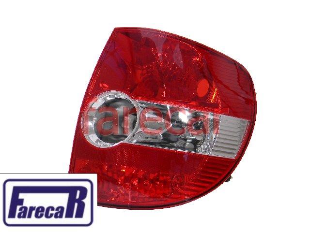 LANTERNA TRASEIRA VW FOX ATÉ 2009 NOVA  - Farecar Comercio