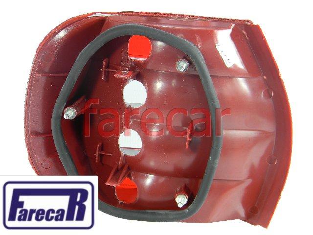 LANTERNA TRASEIRA FIAT SIENA 1998 1999 2000 NOVA  - Farecar Comercio