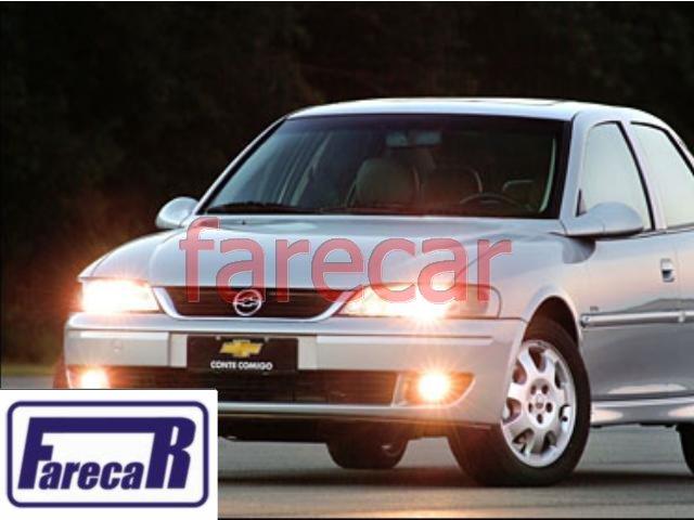 FAROL MILHA NEBLINA PARACHOQUE VECTRA 2000 A 2005  - Farecar Comercio