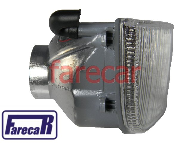 Lanterna Dianteira Pisca Seta Parachoque Passat 93 A 96 Depo  - Farecar Comercio