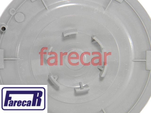 CALOTA TAMPA MIOLO DA RODA GOL G3 2000 A 2005 01 02 03 04 05 2000 2001 2002 2003 2004 2005  - Farecar Comercio
