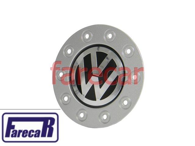 CALOTA TAMPA MIOLO MEIO CENTRO DA RODA VW PASSAT VR6  - Farecar Comercio