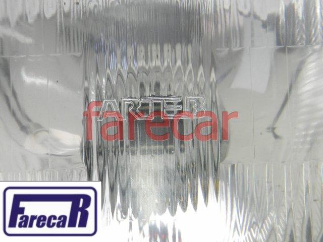 FAROL DE MILHA E NEBLINA  DO PARACHOQUE ESCORT XR3  - Farecar Comercio