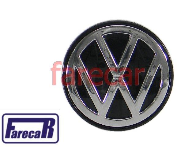 CALOTA MIOLO CENTRAL DA RODA VW VOLKS WAGEN MODERNO  - Farecar Comercio