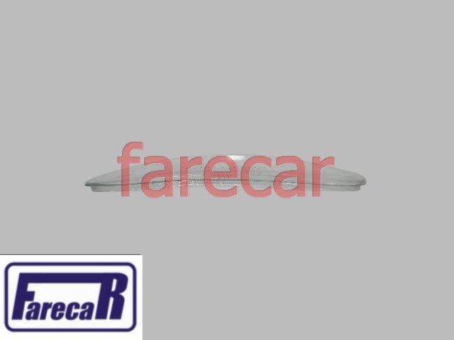 LENTE DE VIDRO DO FAROL DE MILHA HONDA NEW CIVIC 2009 2010 2011 09 10 11  - Farecar Comercio