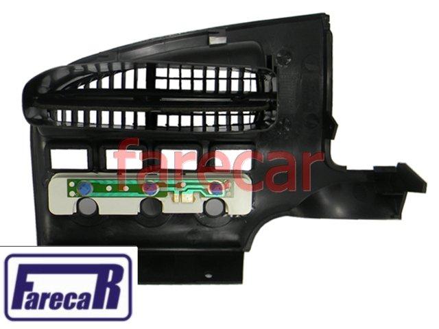 PAINEL CENTRAL INTERNO AR CONDICIONADO VW LOGUS  - Farecar Comercio