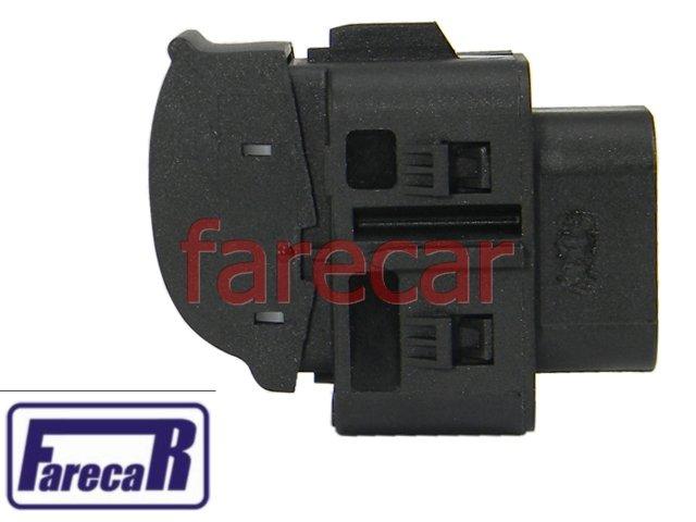 BOTAO COMANDO VIDRO ELETRICO SIMPLES ECOSPORT 2013 2014 2015 2016 13 14 15 16  - Farecar Comercio
