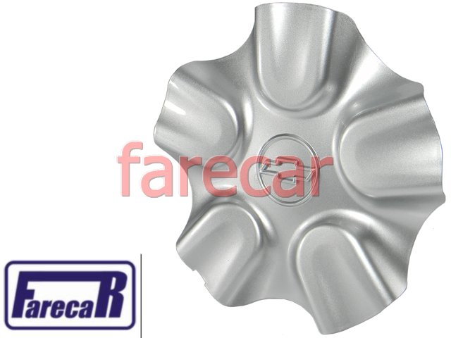 CALOTA TAMPA DO MIOLO DA RODA CORSA GL GLS PICK UP CORSA CHAMP 1998 1999 98 99  - Farecar Comercio