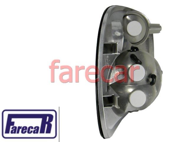 PAR LANTERNA TRASEIRA TUNING FORD F150 F-150  2001 2002 2003 01 02 03  - Farecar Comercio