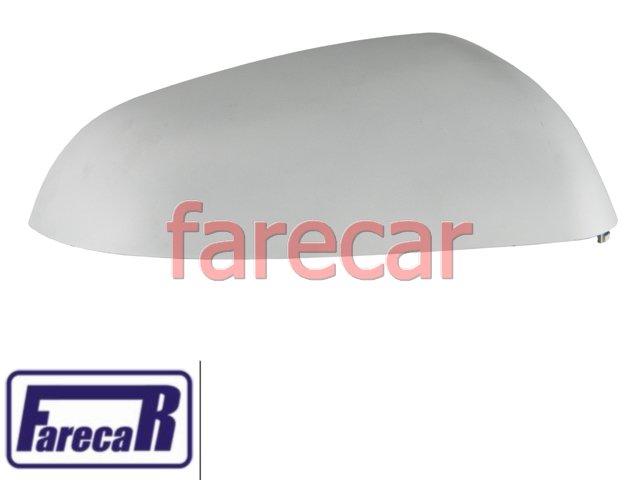CAPA DO ESPELHO RETROVISOR PRIMER GM AGILE 2009 A 2012 GM MONTANA 2011 A 2012 09 10 11 12 2010  - Farecar Comercio