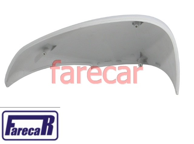 CAPA PRIMER DO ESPELHO RETROVISOR FIAT IDEA 2011 A 2013 11 12 13 2012  - Farecar Comercio