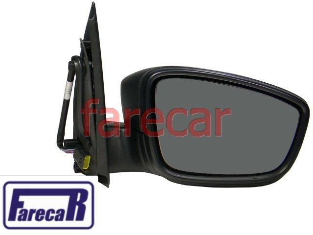 ESPELHO RETROVISOR ELETRICO ORIGINAL VW METAGAL GOL G5 VOYAGE G5 2008 A 2011 2009 2010 08 09 10 11  - Farecar Comercio