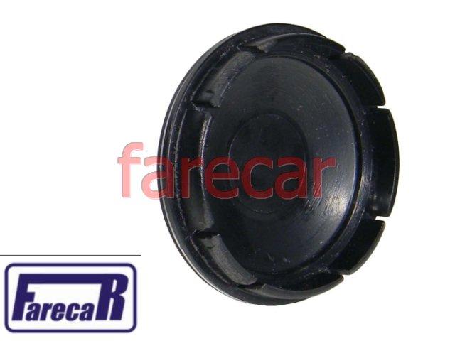 CALOTA 56 mm TAMPA MIOLO DA RODA LOGO VW GOL G6 GERAÇÃO 6  - Farecar Comercio
