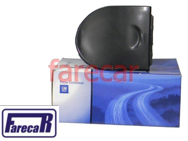 TAMPA DO FURO DO GANCHO REBOQUE PARACHOQUE TRASEIRO GM ZAFIRA  - Farecar Comercio