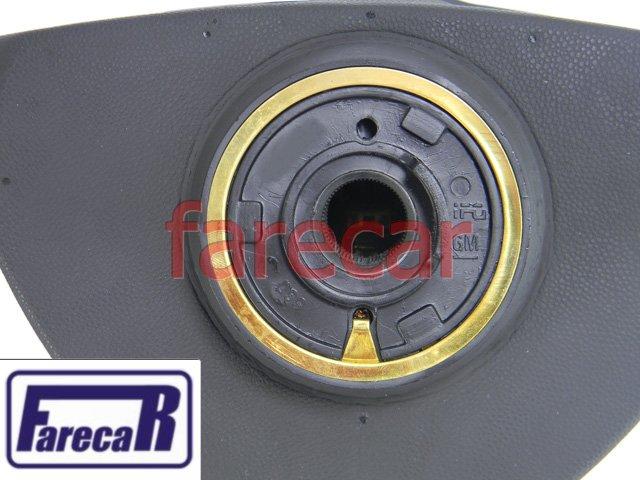 VOLANTE SEM BOTAO VECTRA 2006 A 2012 CORSA G2 2002 A 2013 ASTRA MERIVA ORIGINAL GM  - Farecar Comercio