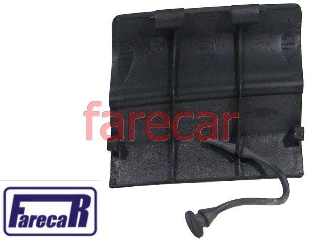 TAMPA TRASEIRA ESQUERDA FRISO SPOLER LATERAL VW CROSSFOX 2003 A 2007 03 04 05 06 07 2004 2005 2006  - Farecar Comercio