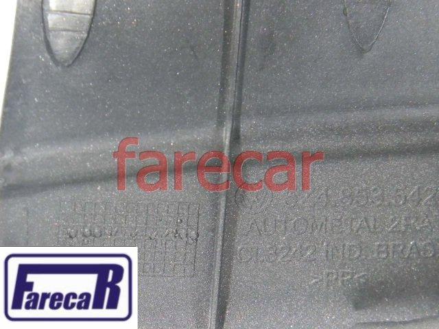 TAMPA FURO MACACO DIANTEIRO DIREITO FRISO SPOLER LATERAL VW CROSSFOX 2003 A 2007 03 04 05 06 07 2004 2005 2006  - Farecar Comercio