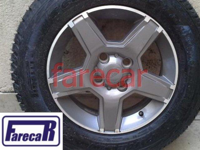 calota grafite tampa miolo da roda Ford Ecosport Freestyle  - Farecar Comercio