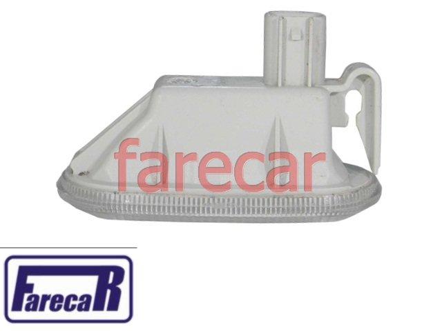 lanterna lateral paralama pisca seta Mitsubishi TR4 L200 Triton  - Farecar Comercio