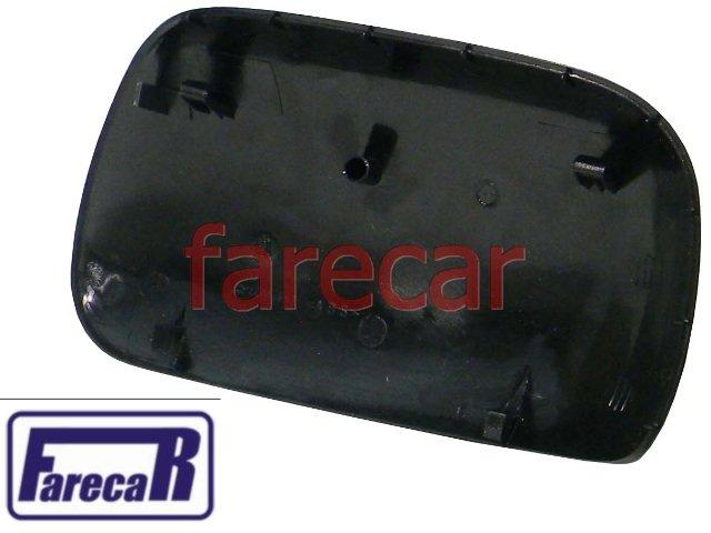 capa do espelho retrovisor externo toyota corolla 2003 a 2007 fielder 2003 2004 2005 2006  03 04 05 06 07  - Farecar Comercio