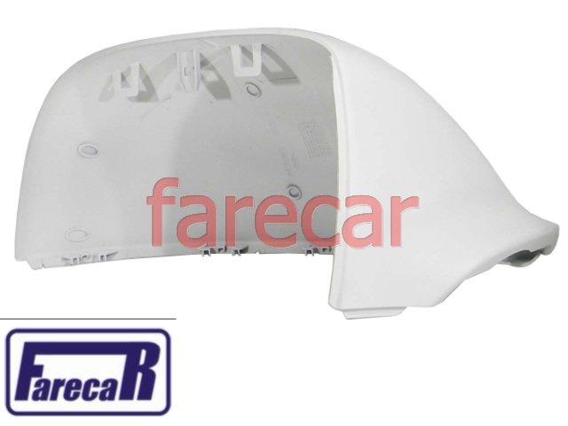 capa primer superior do espelho retrovisor original Metagal VW Amarok de 2010 a 2014 10 11 12 13 14  2011 2012 2013 2014  - Farecar Comercio