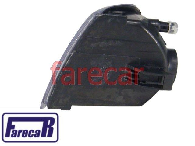 LANTERNA DIANTEIRA PISCA SETA CRISTAL SEAT CORDOBA 1993 A 1996 93 94 95 96 1994 1995  - Farecar Comercio