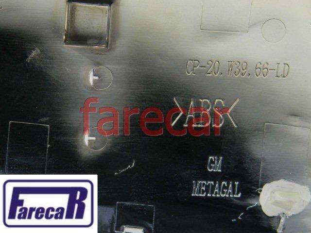 capa cromada do espelho retrovisor original metagal Gm S10 2013 2014  Trailblazer 2013 2014  - Farecar Comercio