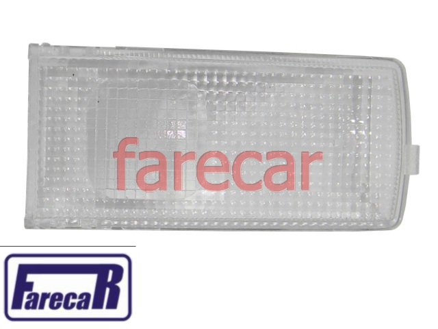 lente da lanterna interna do teto honda fit  - Farecar Comercio