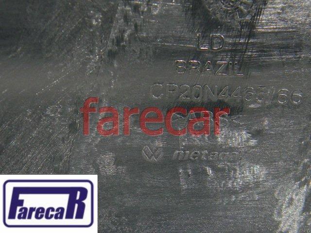 capa preta fosca texturizada Metagal do espelho retrovisor Vw Fox 2003 a 2009 Spacefox Crossfox 03 04 05 06 07 08 09 2004 2005 2006 2007 2008  - Farecar Comercio