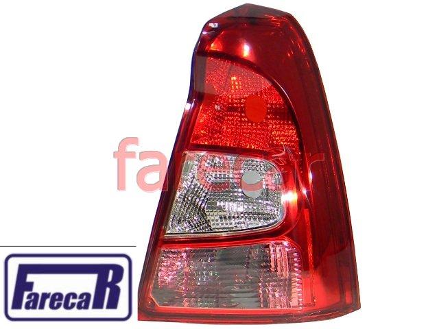 lanterna traseira renault logan 2011 a 2013  - Farecar Comercio